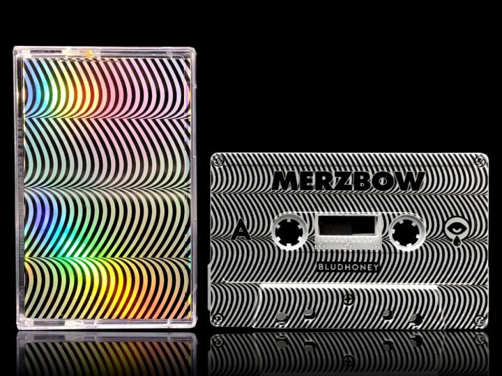<br /> Cassette collector de l'album <em>Demon Pulse</em> de Merzbow (Bludhoney Records, 2018).