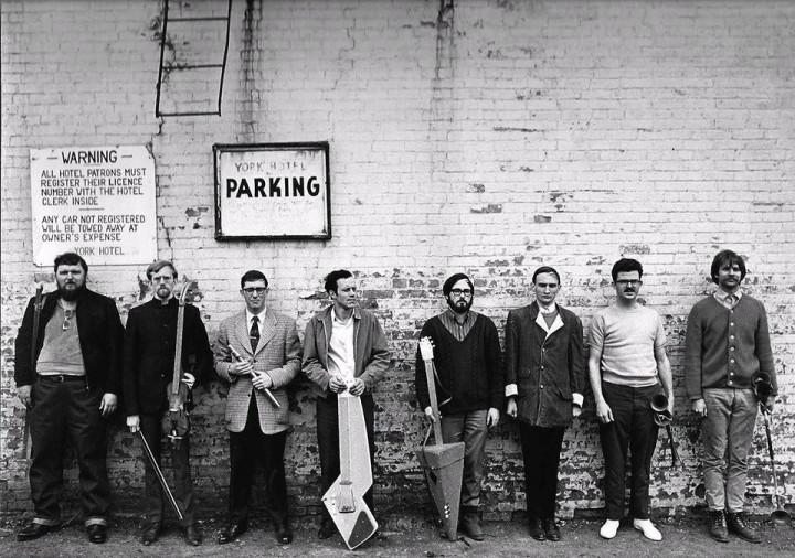 <br /> Nihilist Spasm Band, 1968