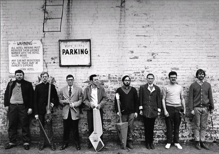 Nihilist Spasm Band, 1968