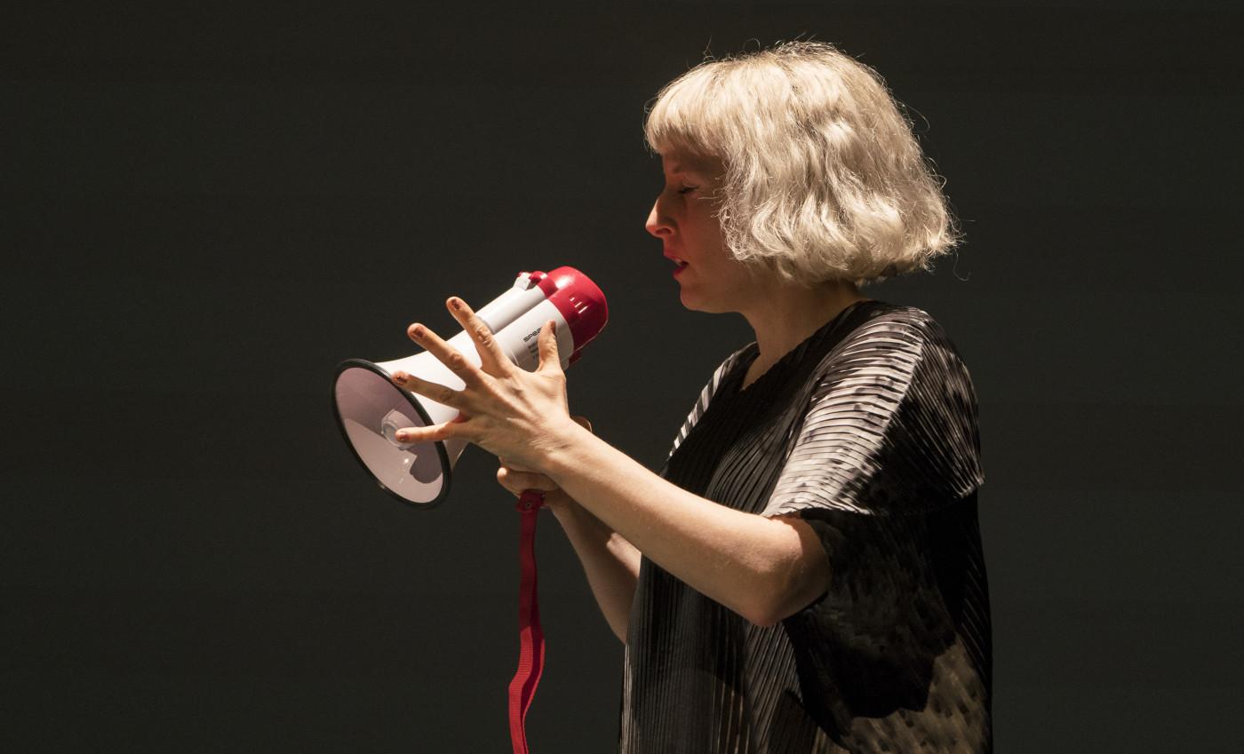 Jennifer Walshe, les voix vives