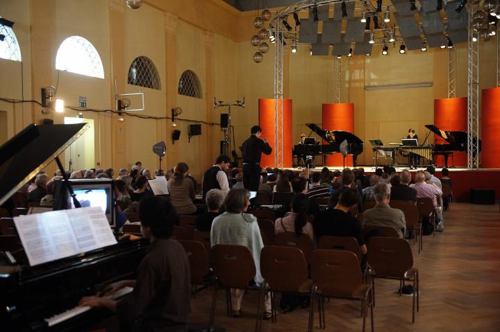 Académie Internationale de l'Ensemble Modern Philippe Stirnweiss