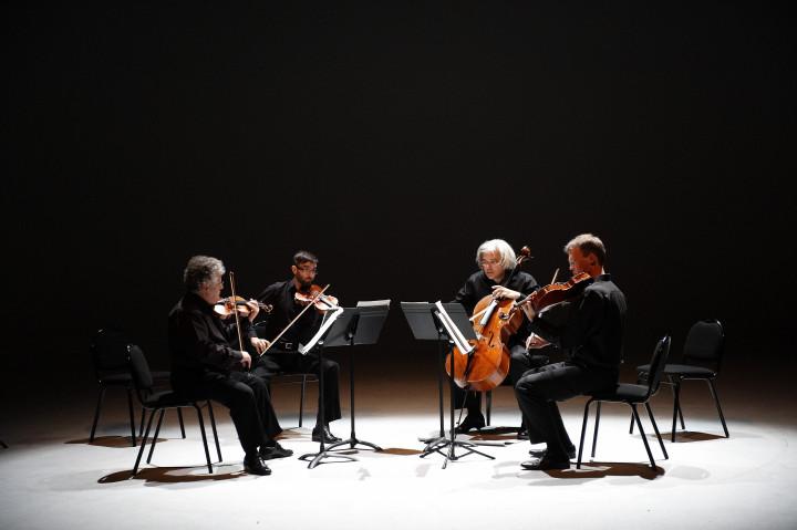 Quatuor Arditti Philippe Stirnweiss