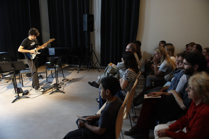 Yaron Deutsch aux Portes Ouvertes de Musica 2011 Philippe Stirnweiss