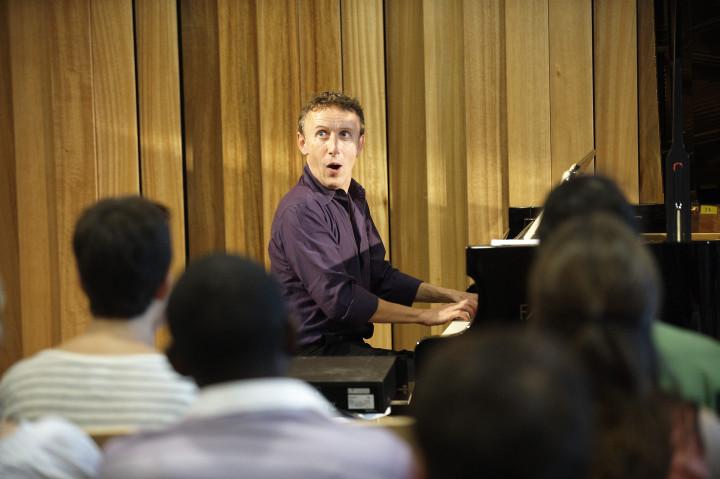 Vincent Leterme aux Portes Ouvertes de Musica 2011 Philippe Stirnweiss