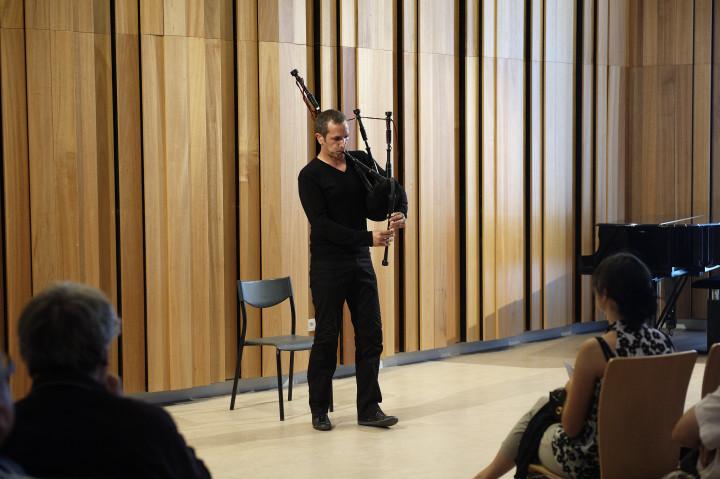 Erwan Keravec aux Portes Ouvertes de Musica 2011 Philippe Stirnweiss