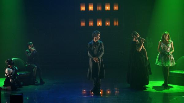 Doctor Faustus lights the lights