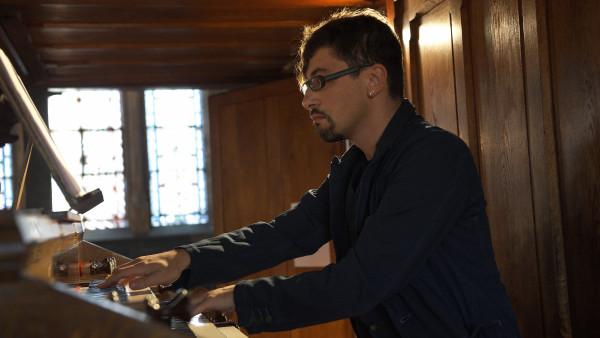 Francesco Filidei, orgue