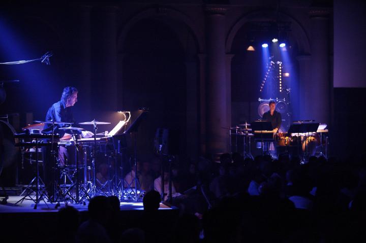 """Les Percussions de Strasbourg jouent """"Le Noir de l'Etoile"""" Philippe Stirnweiss"""