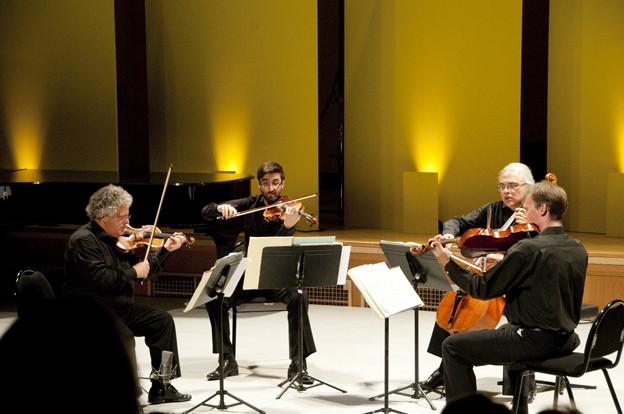 Le Quatuor Arditti Camille Roux