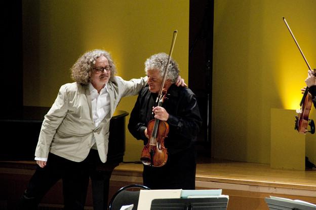 James Dillon avec le quatuor Arditti Camille Roux