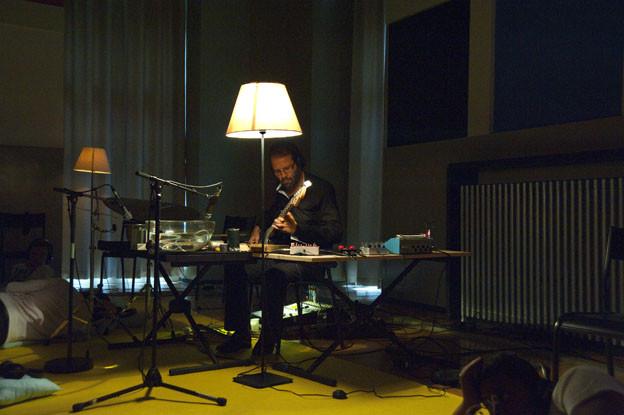 Thierry Balasse dans les Concerts sous casques Camille Roux