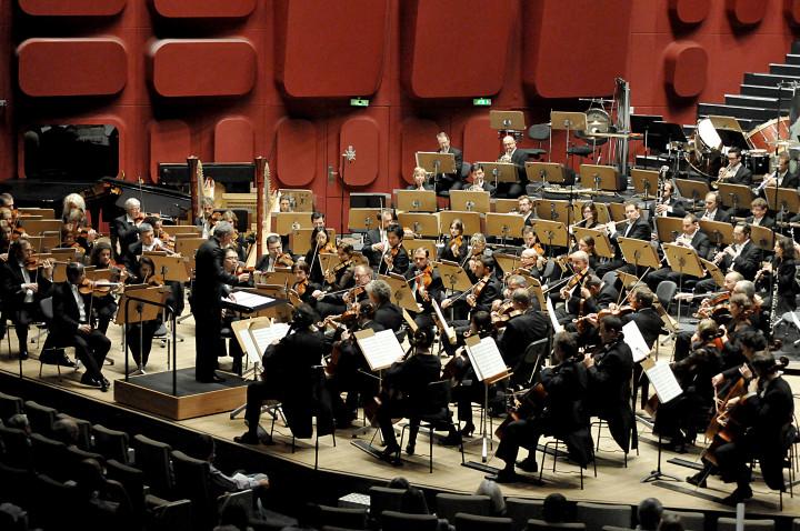 Orchestre philharmonique du Luxembourg Guillaume Chauvin