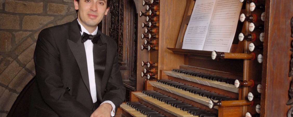 Vincent Dubois, orgue