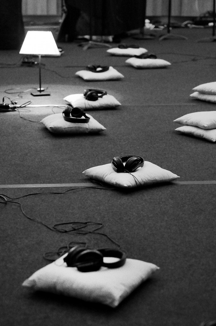 Concerts sous casques Guillaume Chauvin