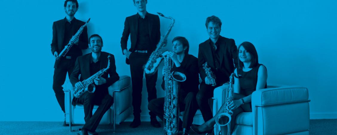Jeunes talents, saxophone