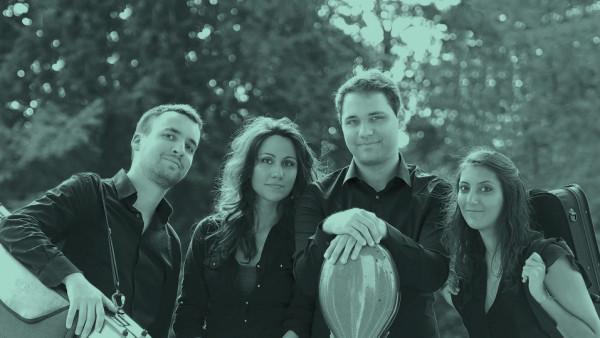 Jeunes talents, Quatuor Adastra