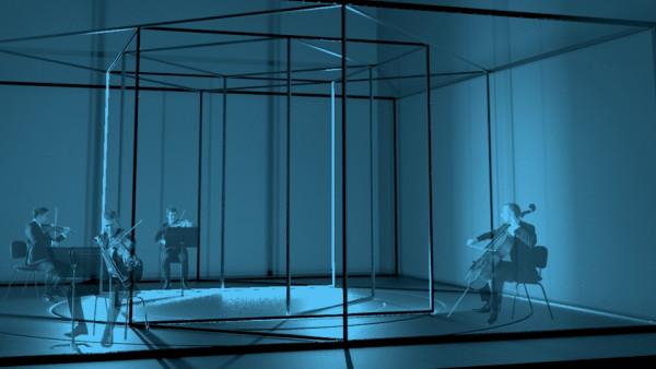 Visual Exformation / Quatuor Diotima