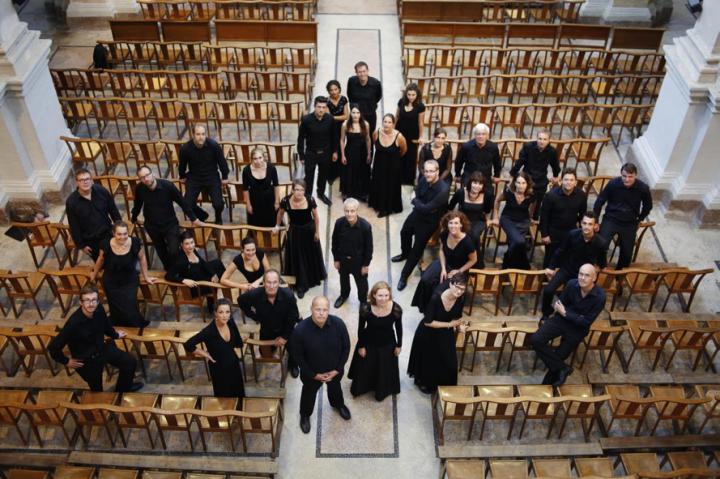 Ensemble Vocal Lausanne © Mario del Curto