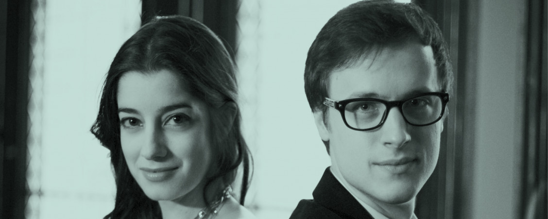 Raquel Camarinha, soprano Yoan Héreau, piano