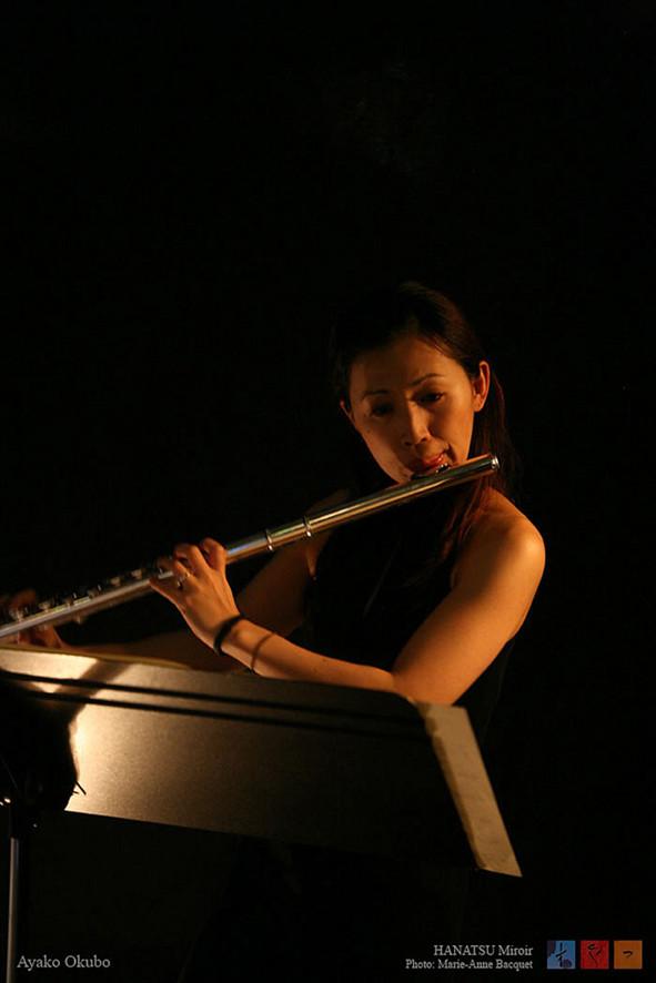 Ayako Okubo © M.A. Bacquet