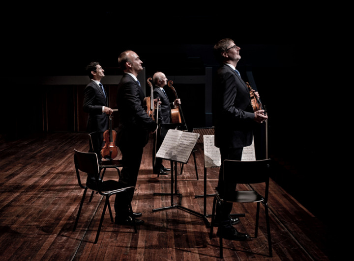 Quatuor Danel Marco Borggreve