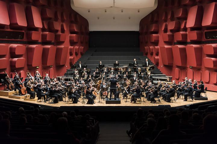 Orchestre Philharmonique de Strasbourg @ Pascal Bastien