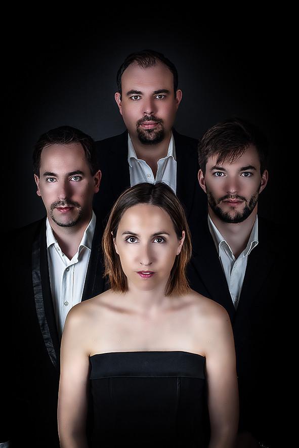 Quatuor Tana © Nicolas Draps