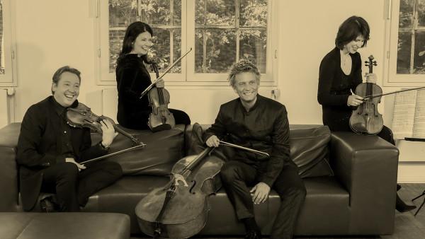 Minguet Quartett Jens Peter Maintz, violoncelle