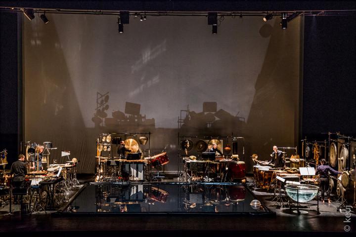 Percussions de Strasbourg © Keuj