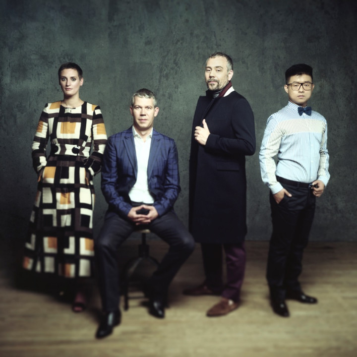 Quatuor Diotima © Jérémie Mazenq