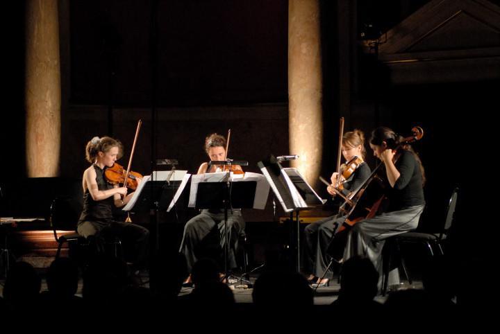 Quatuor Psophos Philippe Stirnweiss