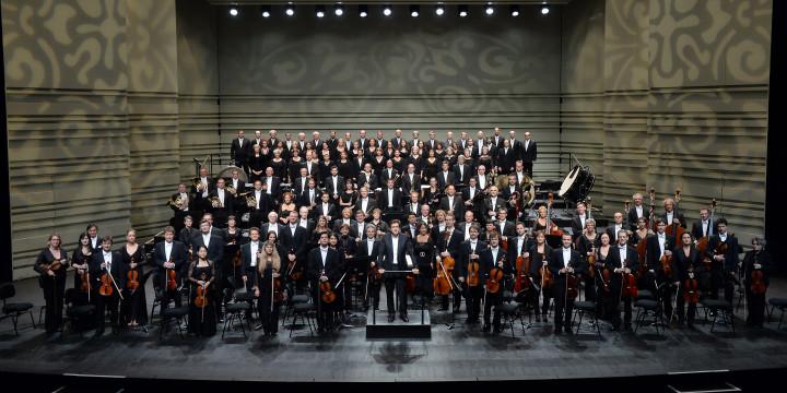 Orchestre national des Pays de la Loire © Marc Roger - ONPL
