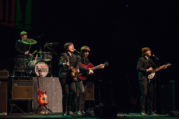 The Bootleg Beatles © DR