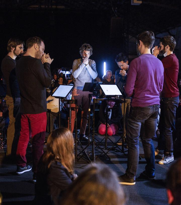 Christophe Urbain - Musica