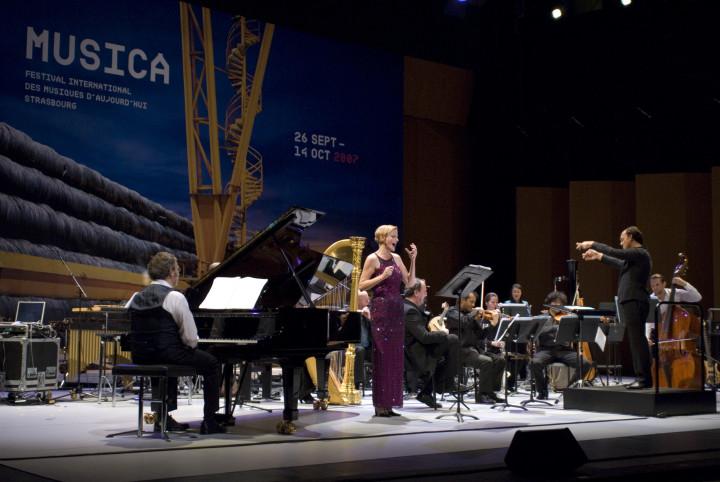 Ensemble Modern Philippe Stirnweiss