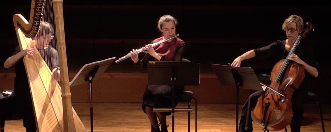 Récital Trio Salzedo