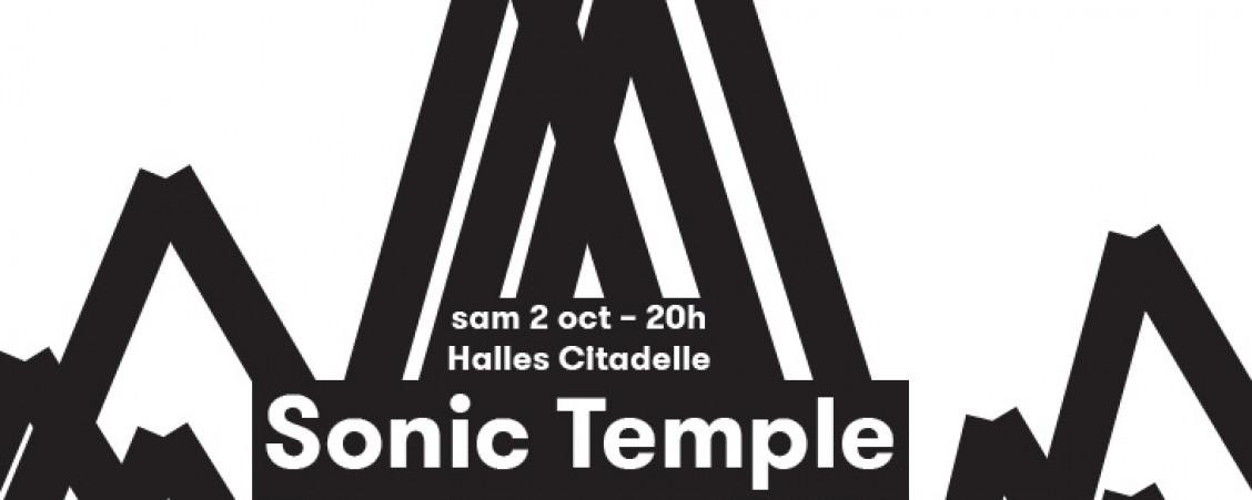 Sonic Temple vol. 3 Indivision du travail