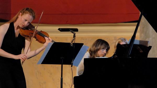 Carolin Widmann, violon / Claire Désert, piano