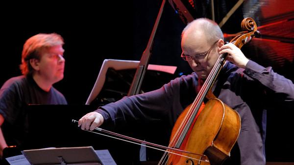 Anssi Karttunen, violoncelle / Magnus Lindberg, piano