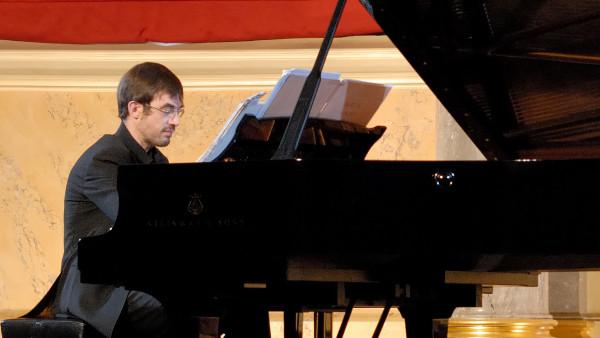 Jan Michiels, piano