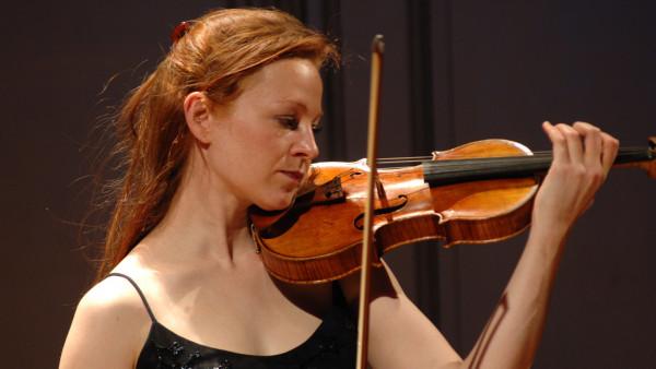Récital Carolin Widmann, Violon