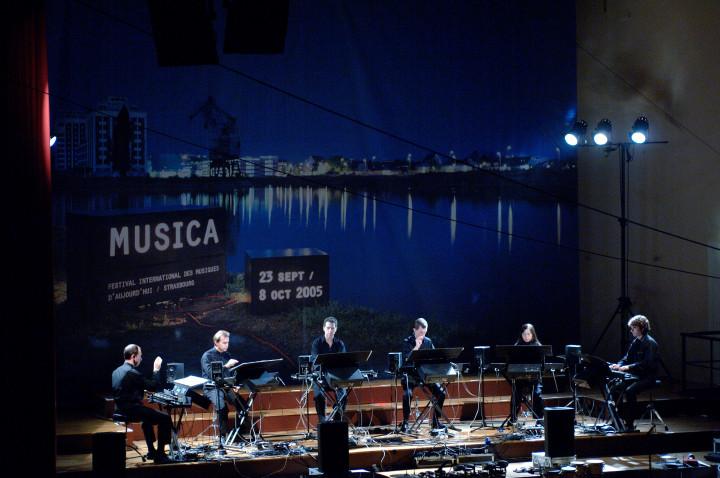 Percussions de Strasbourg Christian Creutz
