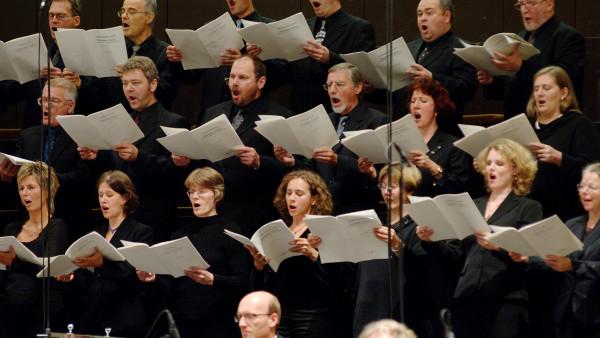 Orchestre et ensemble vocal du SWR Stuttgart