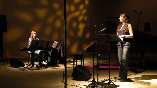 SWR Vokalensemble Stuttgart - Les Percussions de Strasbourg - Accroche note