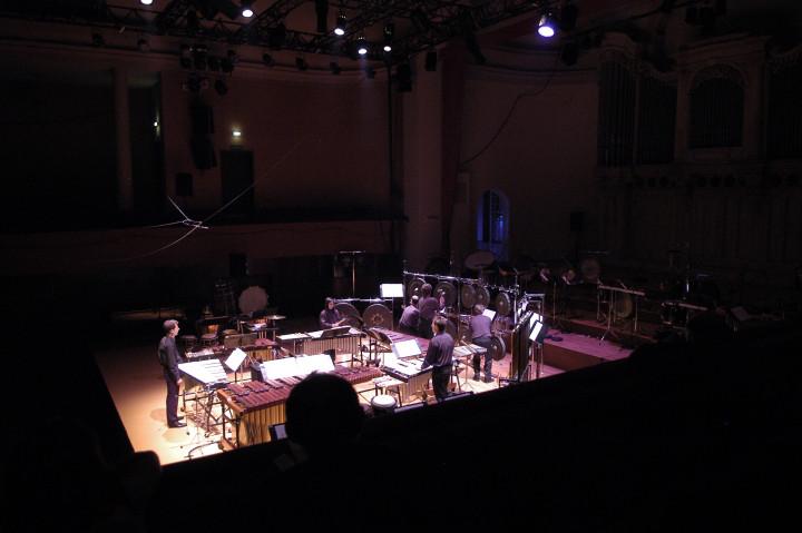 Les Percussions de Strasbourg Damien Guesnier