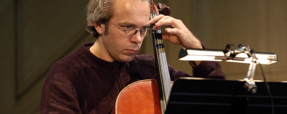 Arne Deforce, violoncelle