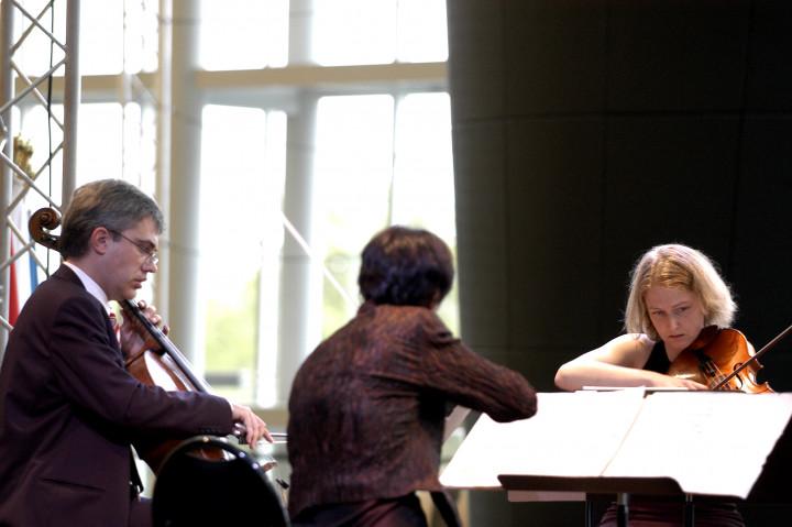 Trio Recherche Damien Guesnier