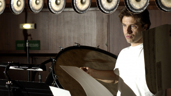 Florent Jodelet, percussion