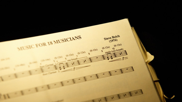 MUSIC'ARTE STEVE REICH