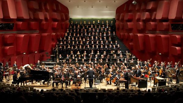 Orchestre Philharmonique et Grand Chœur de la Radio Néerlandaise Chœur de la Radio Flamande